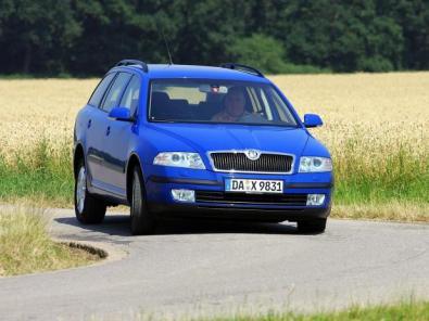Bruno der Blaue - Ein tolles Auto für wenig Geld.